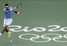 Del Potro dió un nuevo paso en los Juegos Olímpicos de Río
