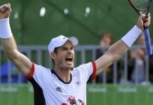 Murray repite medalla de Oro en los Juegos Olímpicos