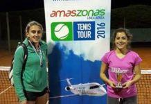 Cuarta etapa del Amaszonas Tenis Tour