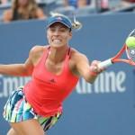 Kerber amenaza seriamente el reinado de Serena