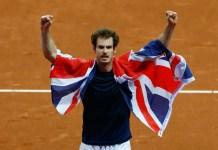 Murray lidera el equipo de Gran Bretaña