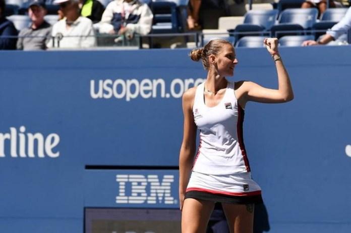 Pliskova terminó con el sueño de la joven croata de 18 años Ana Konjuh