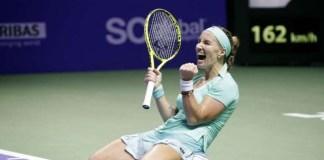 Kuznetsova, la mas veterana y la última en entrar a dicho torneo