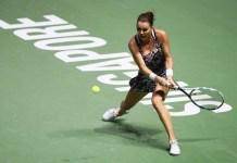 Radwanska avanza por cuarta vez a semis en el torneo de final de temporada