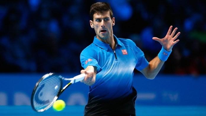 Djokovic remató el match en dos horas y dos minutos.