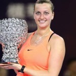 Kvitova se proclamó campeona del Huajin Securities WTA Elite Trophy Zhuhai