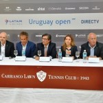 Lanzamiento del Uruguay open 2016