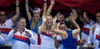 Las checas retienen el título de la Fed Cup