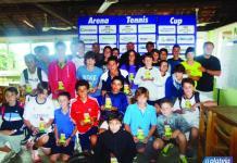 Los uruguayos tuvieron la mejor delegación del torneo