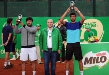Marcelo Arévalo y Sergio Galdos campeones en el Challenger de Bogotá