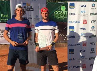 Linzer y Mena finalistas del F2 de Paysandu