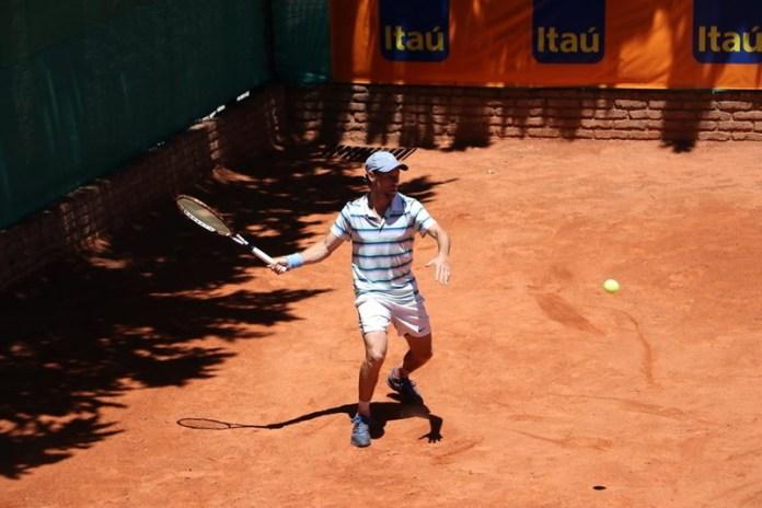 Marcel Felder finalista en dobles con Hidalgo