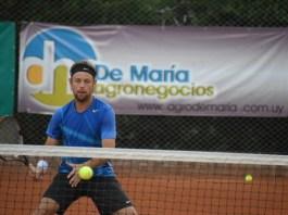 Marcel Felder junto a Hidalgo se despidieron del Future 2 de Paysandú