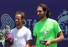 Marcel Felder campeón en el Pachuca Open