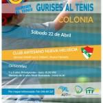 Torneo Gurises al Tenis en Colonia