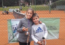 Finalistas 1ª Etapa del Amaszonas Tenis Tour