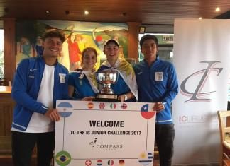 Uruguay campeon de la Compass IC Junior Challenge