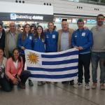 Uruguay partió rumbo a Suiza
