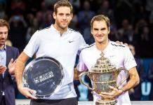 Juan Martin del Potro - Roger Federer