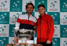 David Goffin - Lucas Pouille