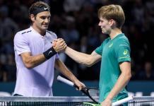 Roger Federer - David Goffin