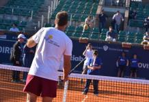 Tenis Para Ciegos - Foto Gaby Oxilia