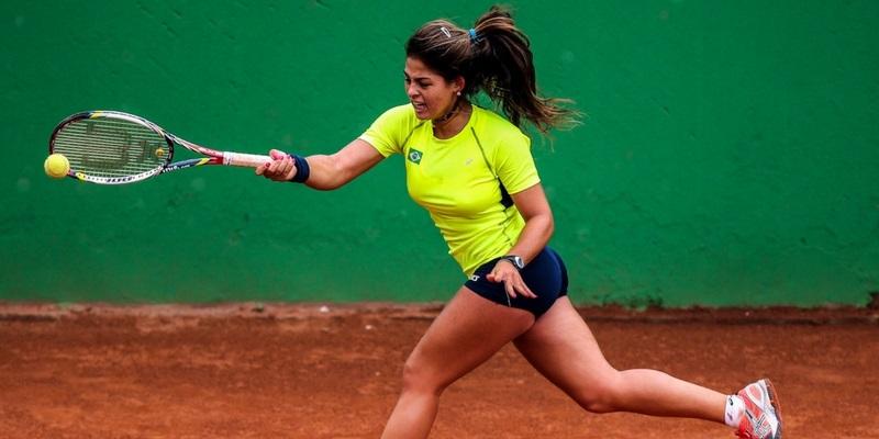 Carolina Meligeni, no blog da Federação Paulista de Tênis