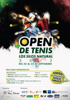 OPEN TENIS SIBORA 2013