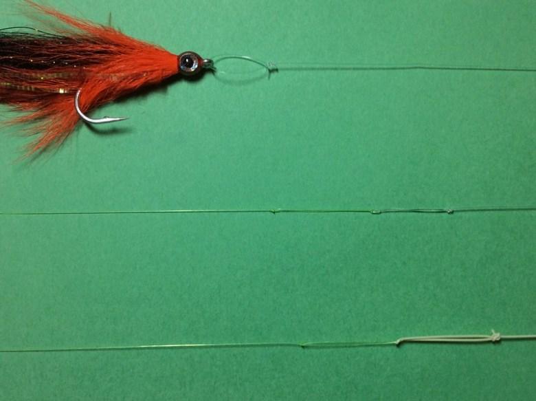 Matt Sment SP17 - Notes on Unconventional Tenkara - Line Rigging