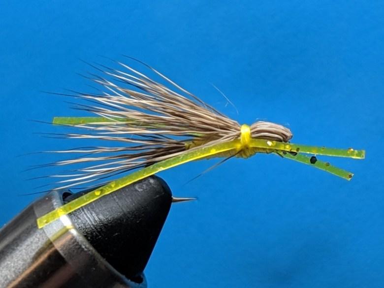SP19 - Appalachian Tenkara Anglers Fly Swap - Madam X Kevin Etherson
