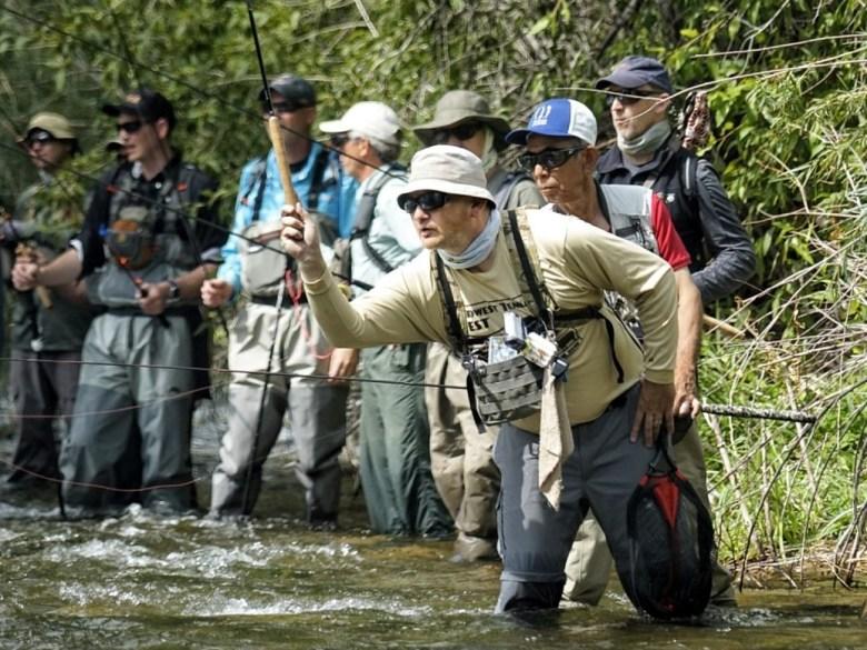 Tenkara Angler Welcomes Matt Sment 3