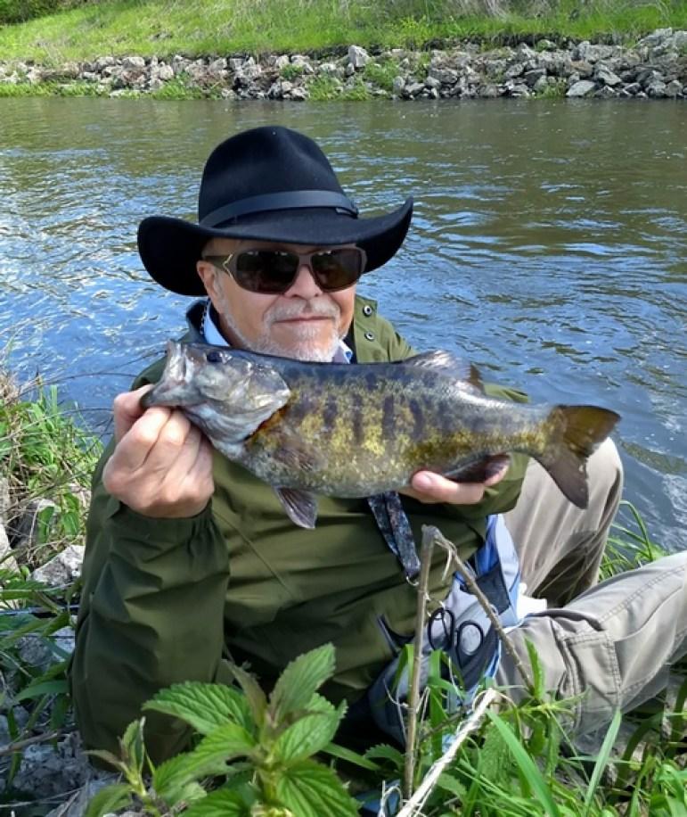 Bob @ Blackberry Creek - Smallmouth - May 2019.jpg