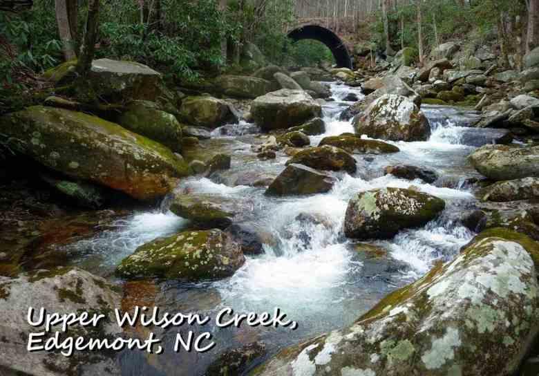 Jason Sparks - Too Tight for Tenkara - Upper Wilson Creek