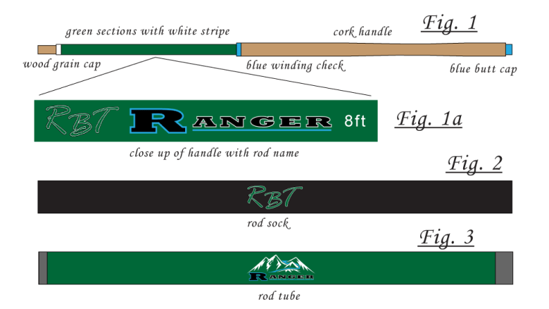 Red Brook Tenkara RBT Ranger Rod Kickstarter