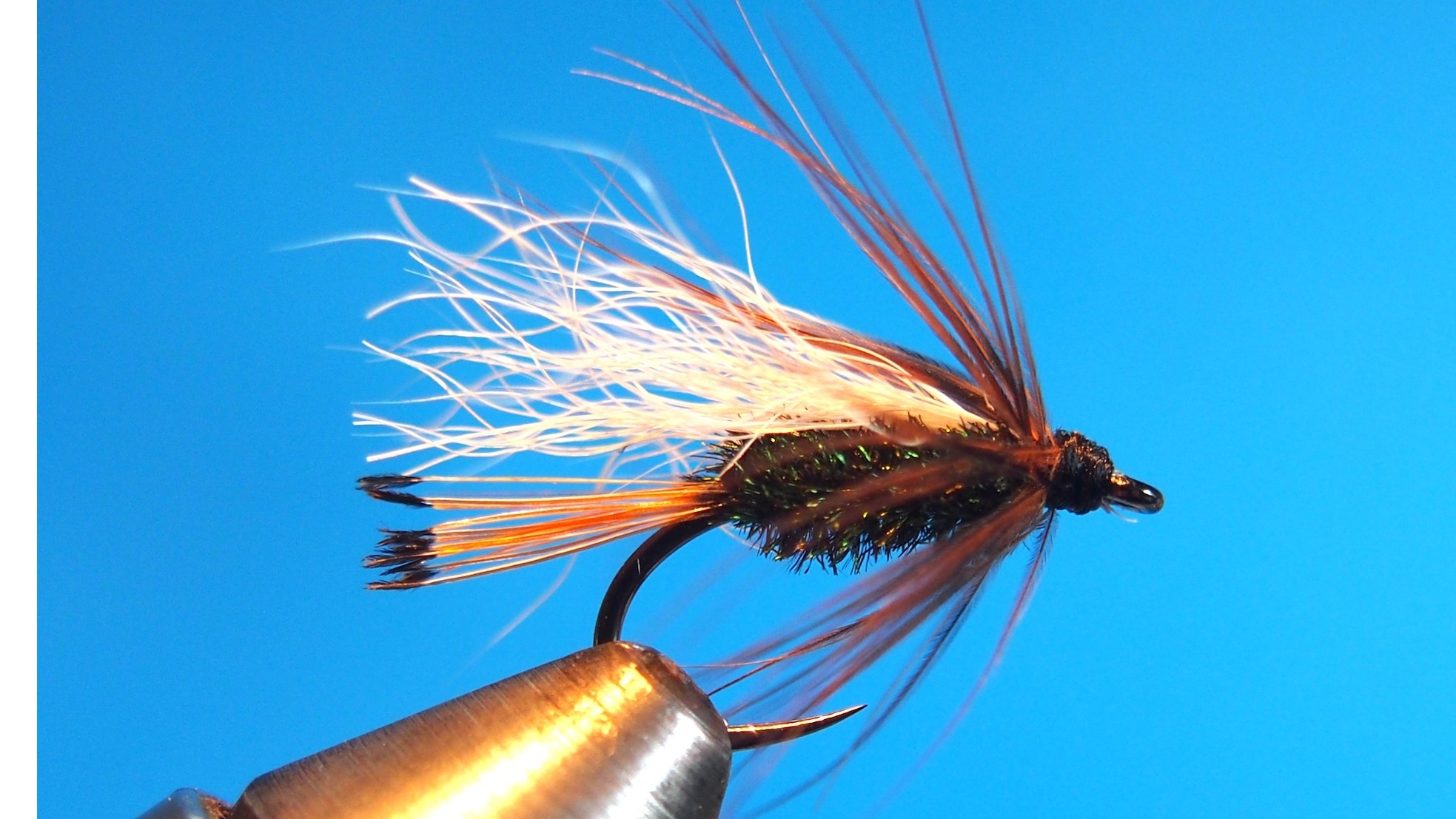Anthony Naples - Pass Lake Wet Fly - Tenkara Perfect