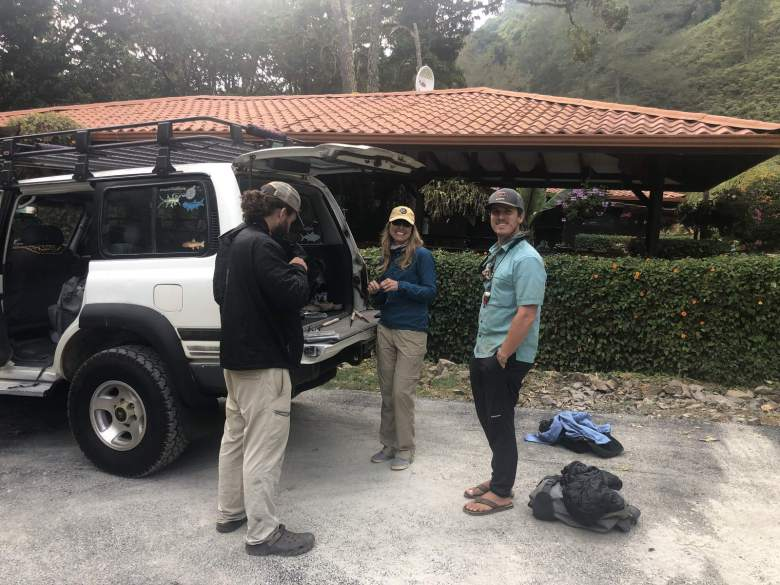 Karin Miller - Tico Tenkara Costa Rica - Guides