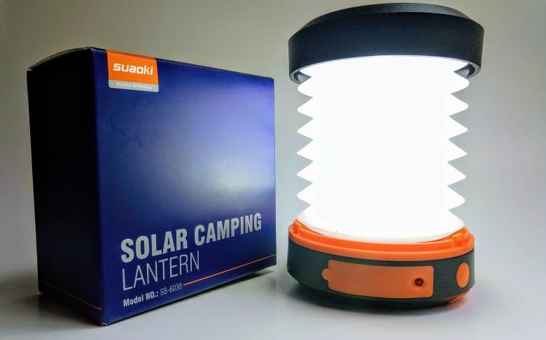 Jason-Sparks-Solar-Camping-Lantern-Tenkara-Angler- Suaoki