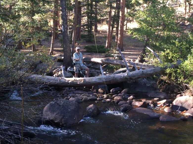 Steve Davis - Tenkara Project Healing Waters