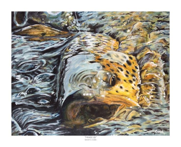 Tenkara Angler Gift Guide - Steve Cobb Heads Up