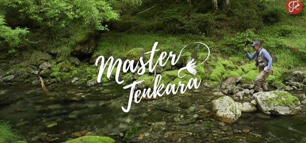 Satsuki Tanaka - Tenkara Master Japan - Master Tenkara Video