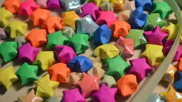 折り紙 簡単 七夕飾り 作り方