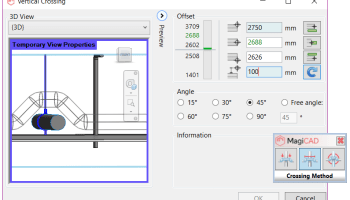 Creating Piping Systems -— AutoCAD MEP 2011 – Architectural Autocad