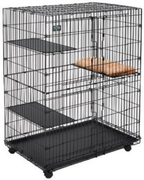 Midwest Homes for Pets 36 by 24 by 51 Cat Playpen
