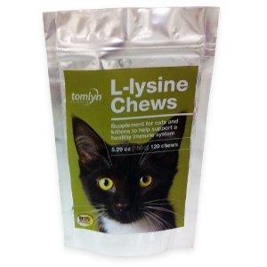 Tomlyn L-lysine chews