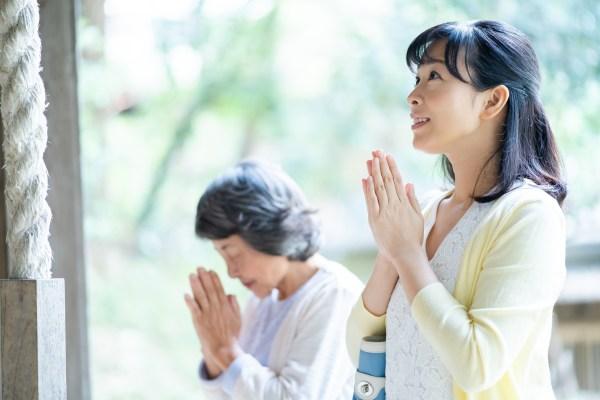 神社お参り作法