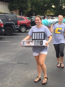 UTC BCM Move In Day