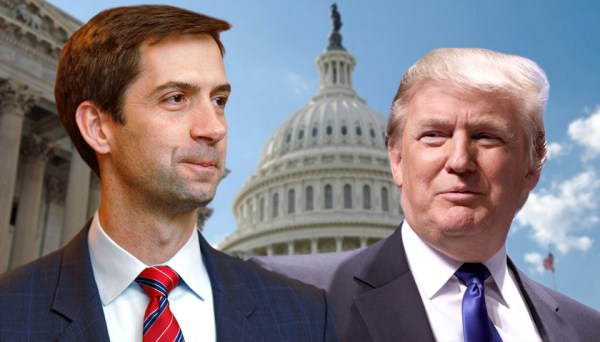Senator Tom Cotton: Cabinet Officials, Lawmakers Need to ...