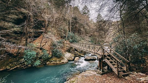 Retro Hughes Trail