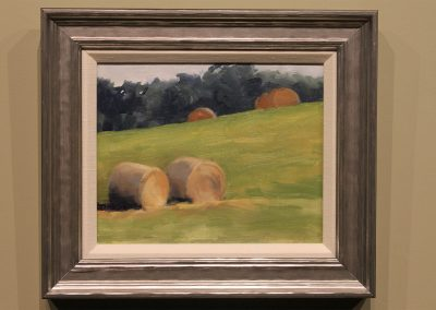 Hay Time by Nancy O'Neal
