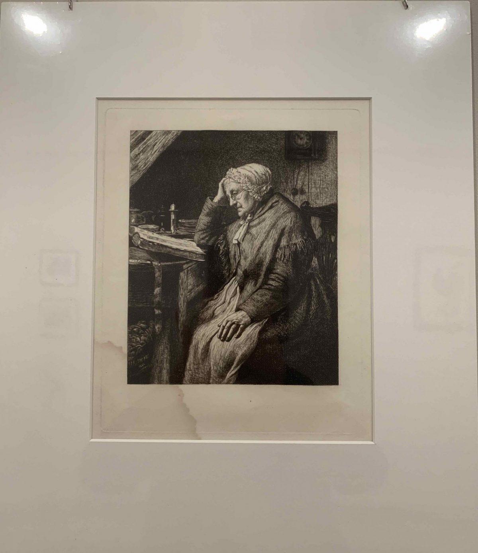 Fourscore Years (1880) Henry Macbeth-Raeburn